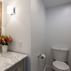 View of One of the Bathrooms in Mattakesett Duplex M2