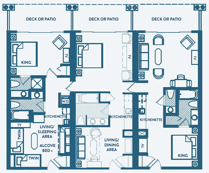 Nobska suite floorplan
